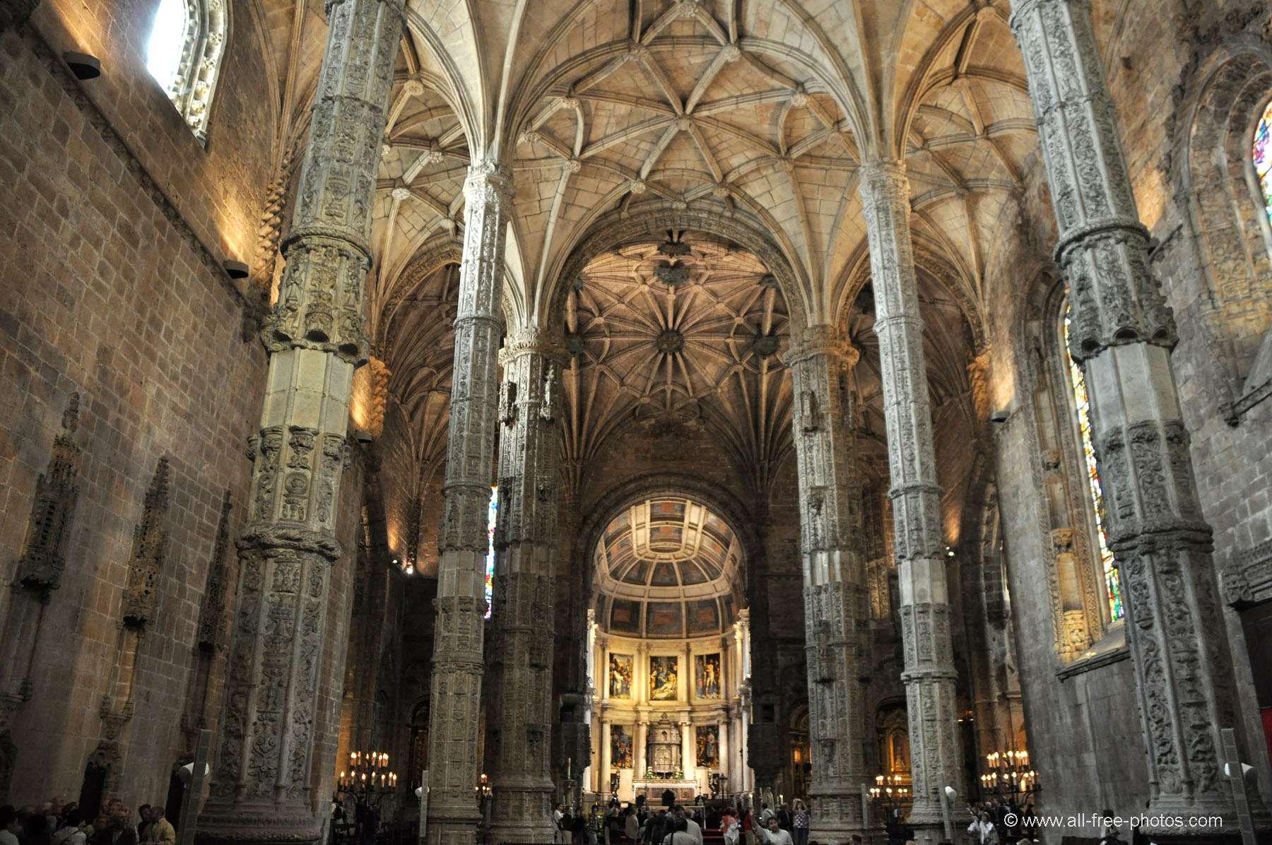 Monastero dei Geronimiti Lisbona