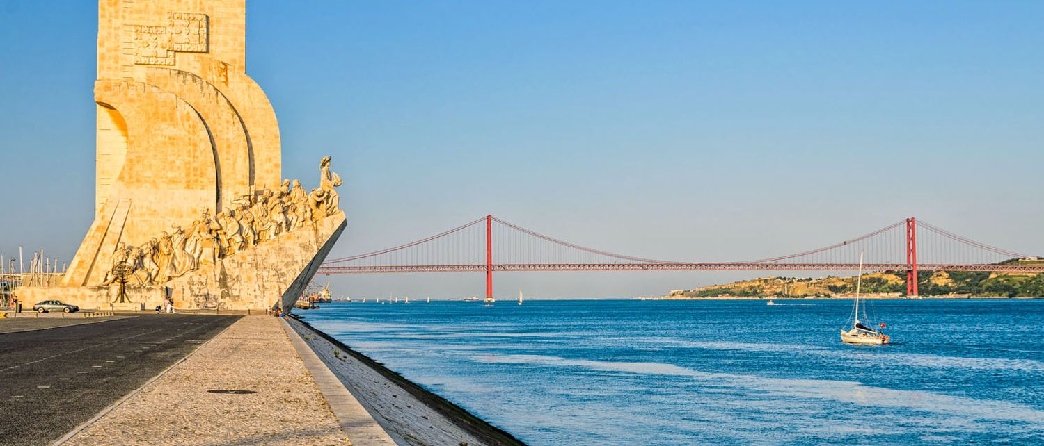 Discovered monuments Belem Lisbon