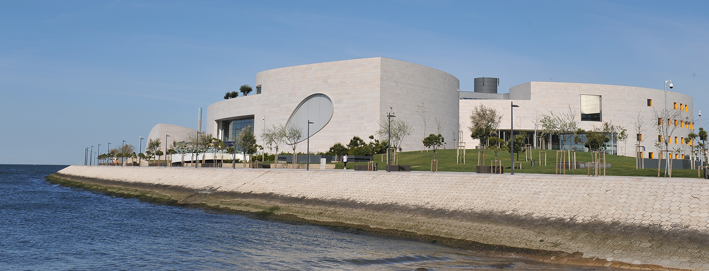 Centre Champalimaud Belém Lisbon